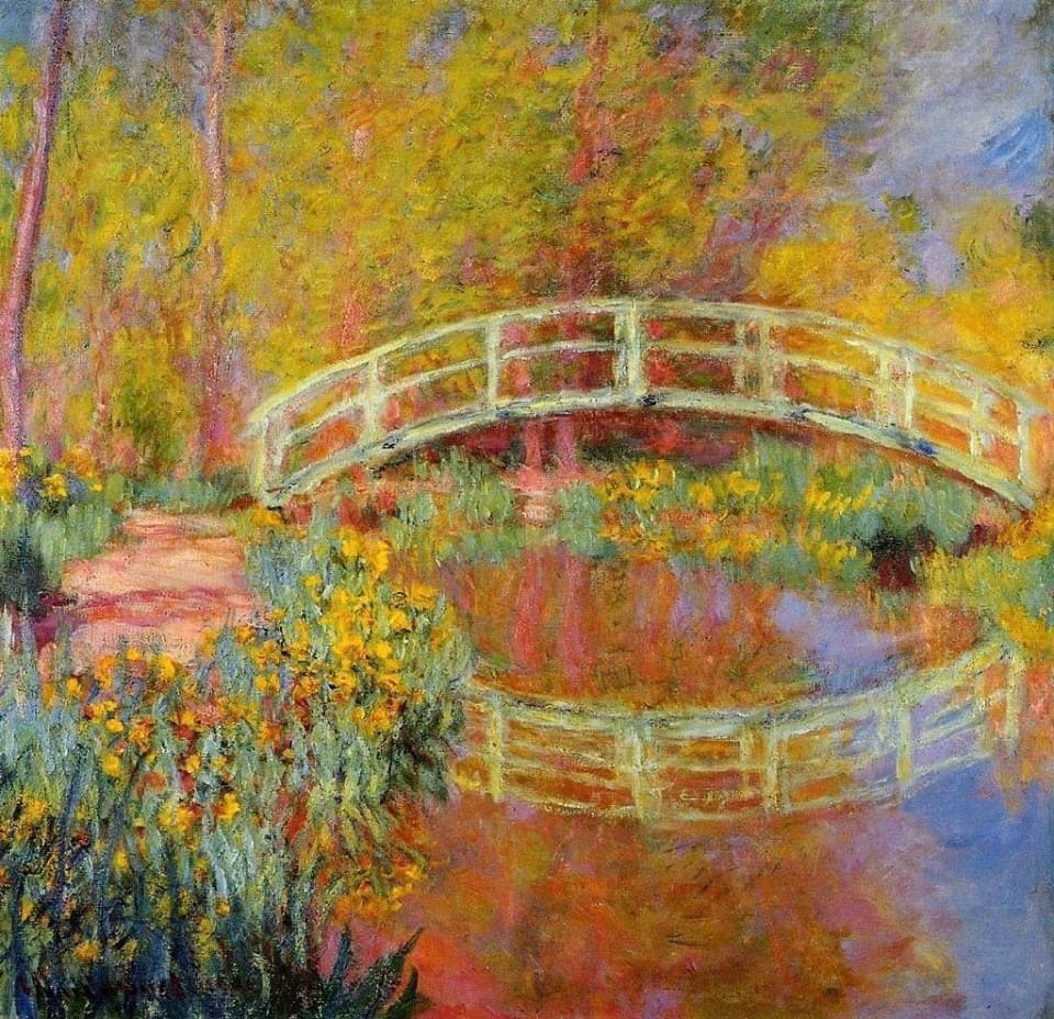 Jean Claude Monet. Pintor francés, uno de los creadores del impresionismo. El término impresionismo deriva del título de su obra Impresión, sol naciente.
