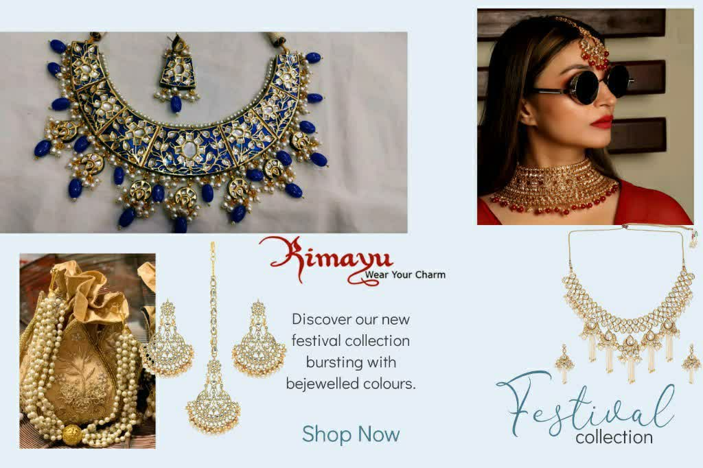 Jewellery that Defines Your Style..... Every Piece has its Own Signifying Story to Tell......⠀ For more Details please DM us .. #festivalfashion #festival #festivaloutfit #fashion #handmade #festivalseason #festivalstyle #festivalwear #rimayu07 #NehaKakkar #Bollywood #Trendingpic.twitter.com/eUlfwzMTWi