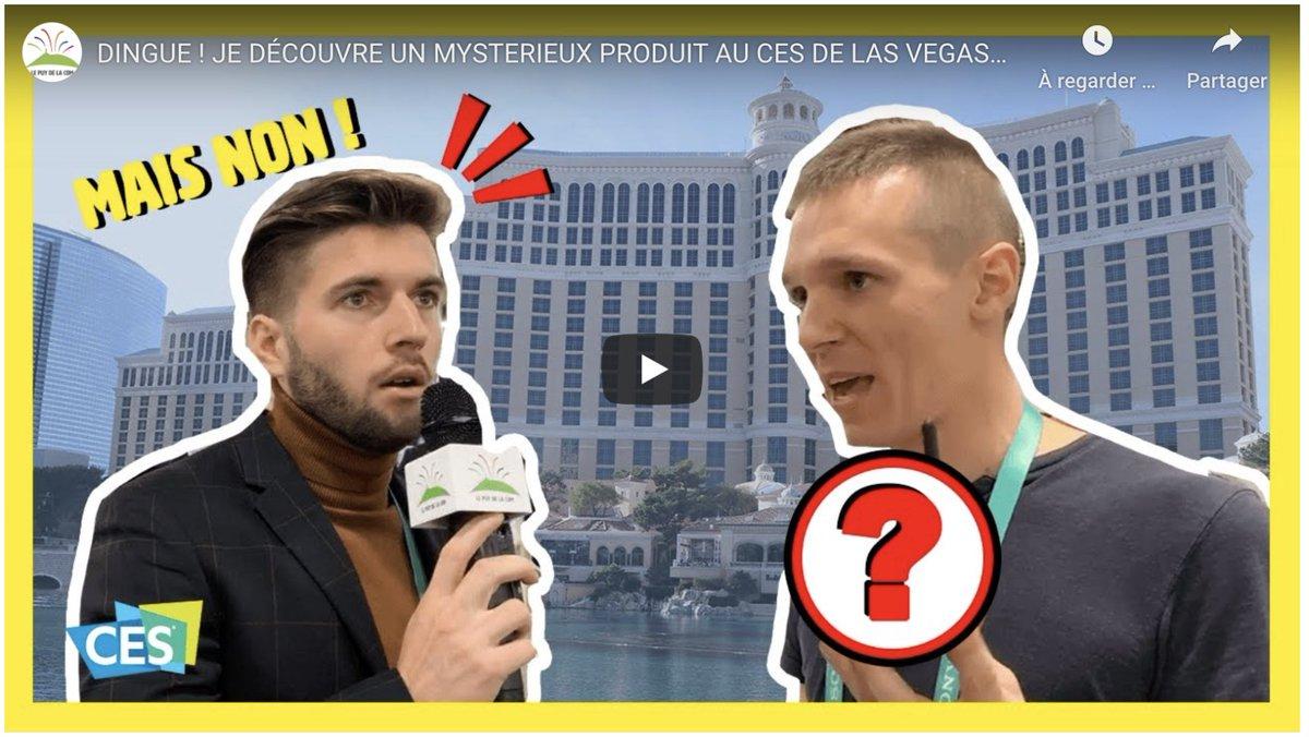 #CES2020 : Le Puy de la Com à Las Vegas Customer Electronic Show vu par Le Puy de la Com . . . https://t.co/fS0CRmJLrr #CES2021 https://t.co/lmJkCWBbCr