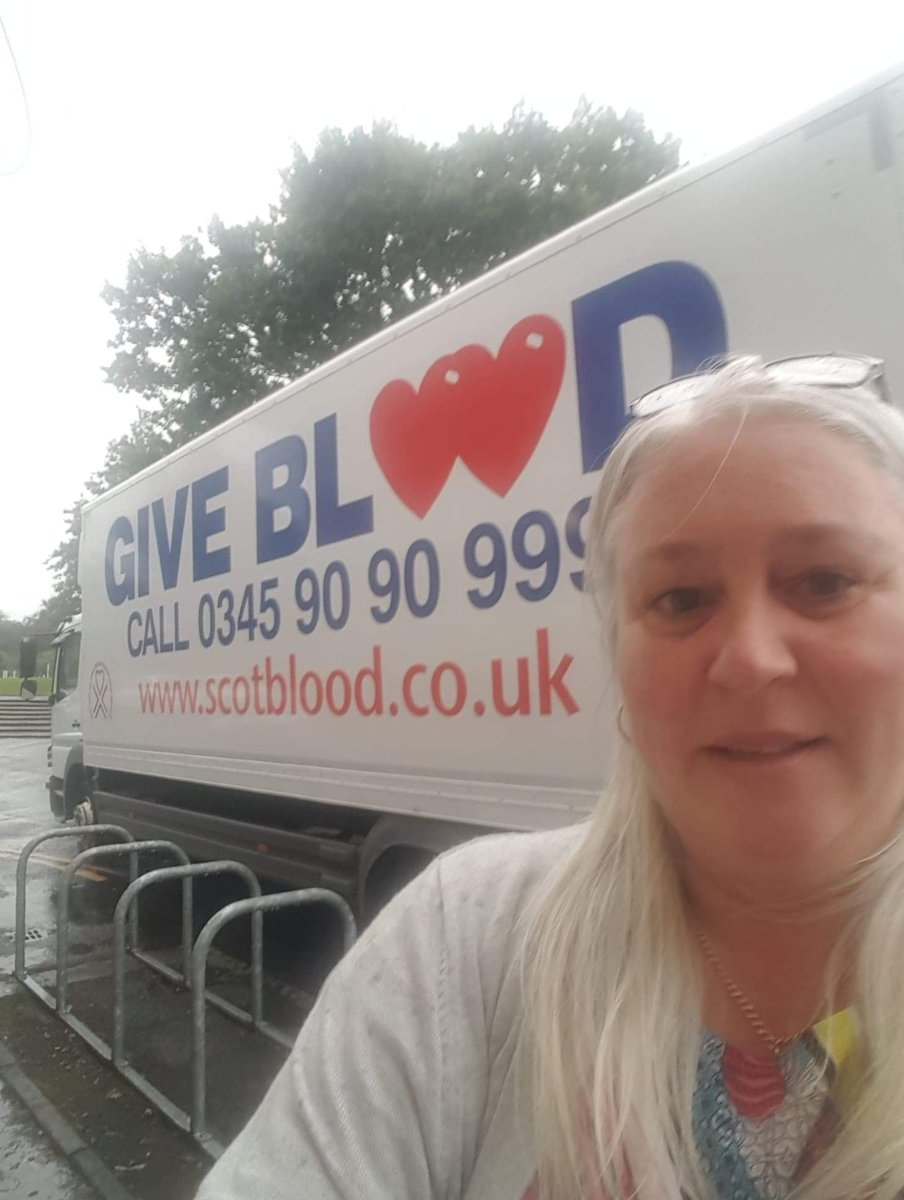 test Twitter Media - Our colleague Tracey donated her 65th pint of blood this week- very well done! Info on how to donate locally is here: https://t.co/w6UTbzukK0 https://t.co/Uzs8vkar8W