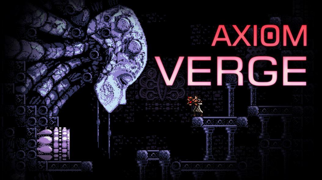 Axiom Verge (S) $11.99 via eShop. 2