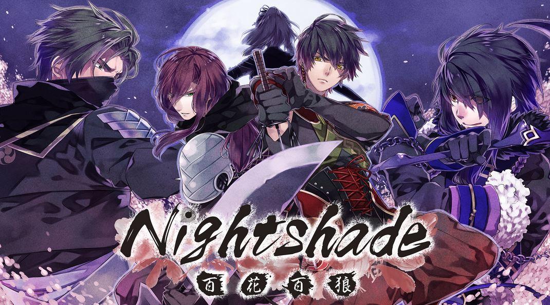 Nightshade/百花百狼 (S) $33.59 via eShop. 2