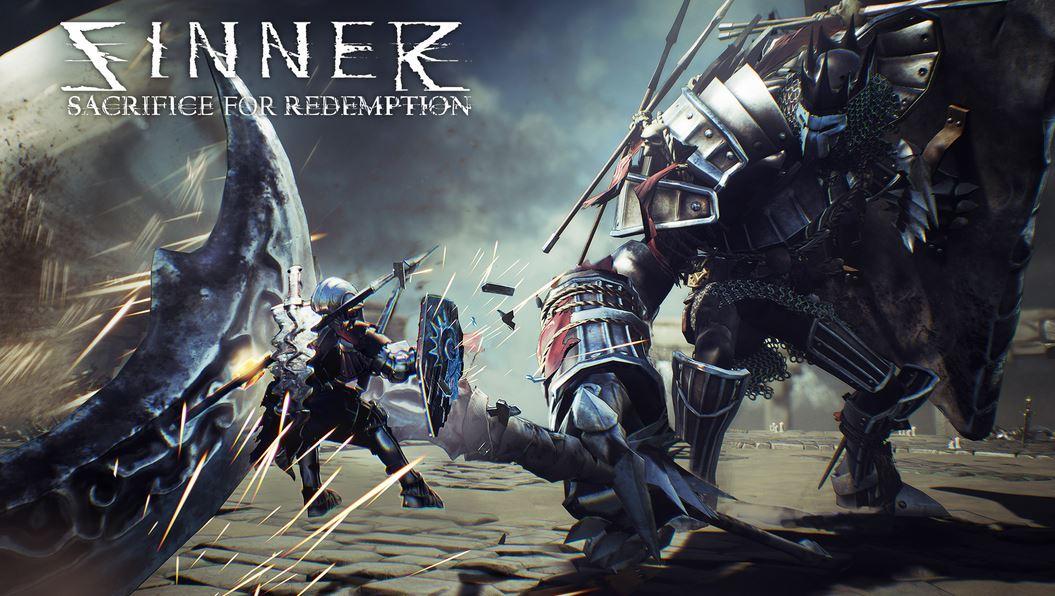 SINNER: Sacrifice for Redemption (S) $6.64 via eShop. 2