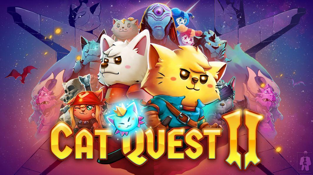 Cat Quest II (S) $10.49 via eShop. Link0  Cat Quest 1 $2.59 : Link1