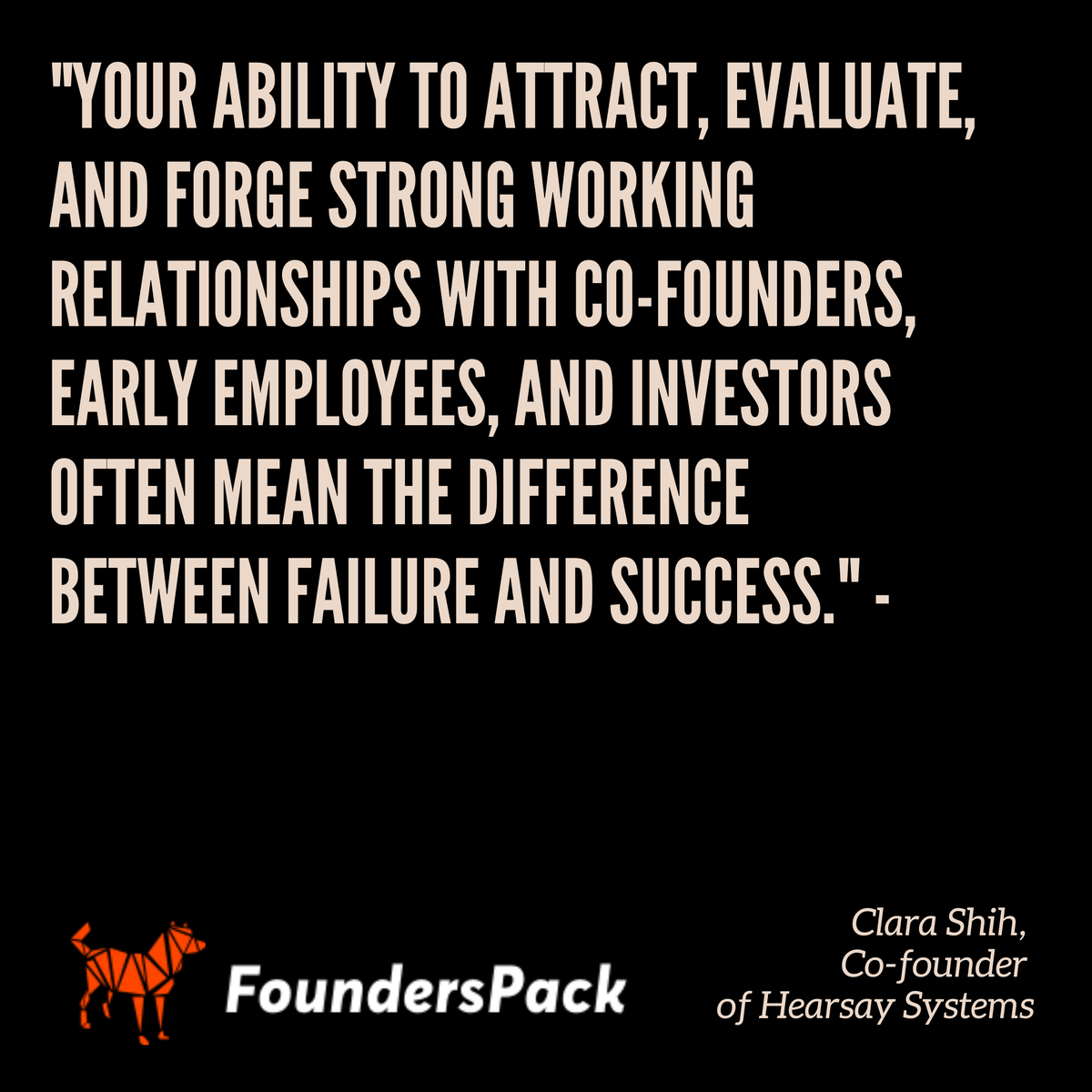 #entrepreneurquotes #startupquotes #founderspack #founder #startuppic.twitter.com/ZrSEycuOFN