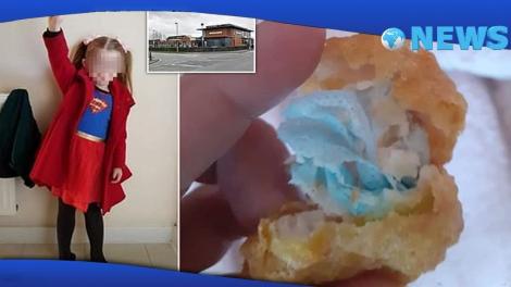 Bimba trova una mascherina nella crocchetta di McDonald's e rischia di soffocare - https://t.co/C3p5Igb1SU #blogsicilia #6agosto #mcdonalds #inghilterra