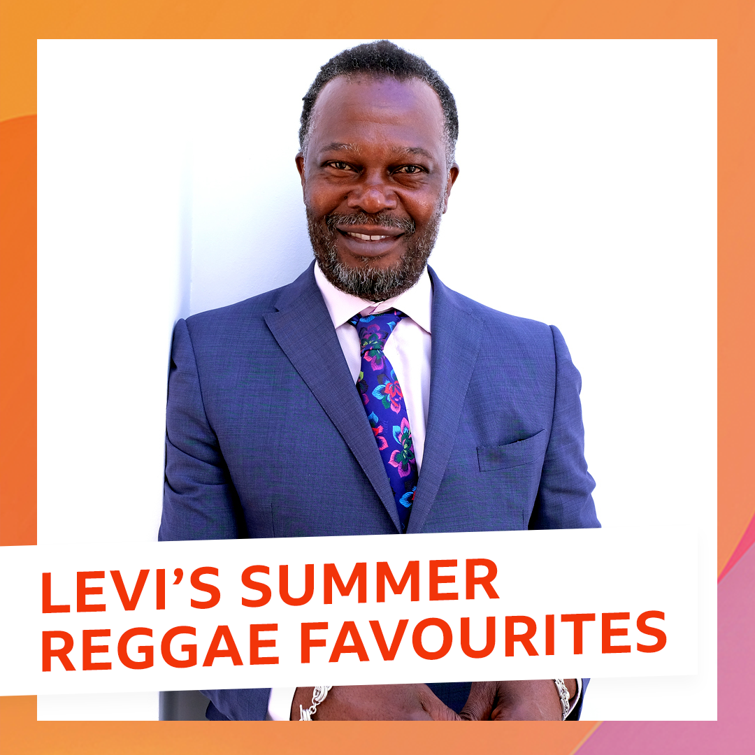"""The sun is shining, the weather is sweet, makes you wanna move your dancing feet..."" ☀️🎶  @levirootsmusic has a feast of reggae classics ready for you to enjoy on @bbcsounds 🔊 https://t.co/CuX019rPN0 https://t.co/0vB8EOg3ax"