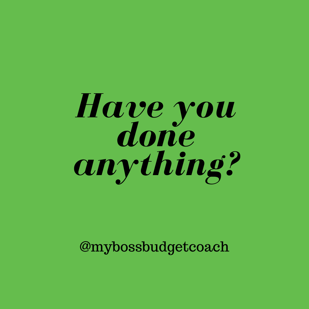 What have you done in the last 30 days to work towards your goal of home buying? Please comment below. #mybossbudgetcoach#budget#moneymanagement#moneygoals#2020#2020goals#goalgetter#goodchoices#getittogether#planning pic.twitter.com/zWMR1h1y2E