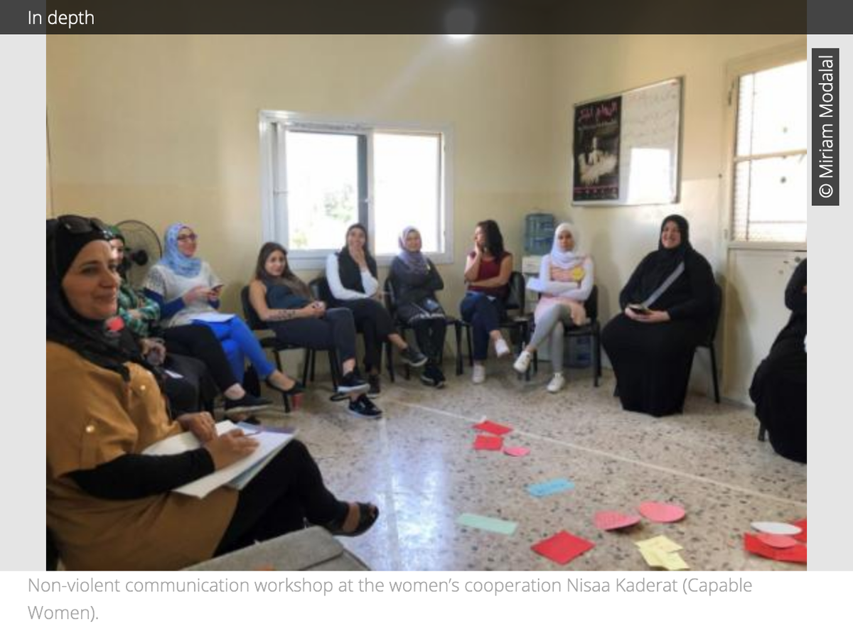 Peace-work contributes to a healing process of collective trauma in Lebanon  http://ow.ly/EvGQ50ASkHW   #Lebanon #collectivetrauma #trauma #healing #peace @zfdnewspic.twitter.com/2FTsEPHz1R