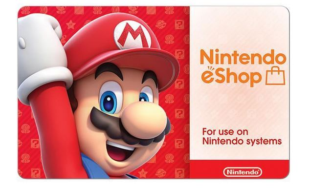 Nintendo eShop $50 Gift Card - (Email Delivery) for $46 via Newegg w/ Code: EMCDPDM56 . 2