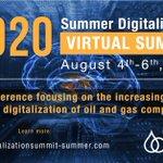 Image for the Tweet beginning: Final day of #DigitalSummer20 begins