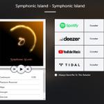 "Image for the Tweet beginning: L'EP ""Symphonic Island"" est disponible"