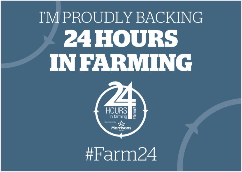 Supporting all our farmers today #farm24 . As much as you can #buylocal and help our farmers out. #farmerspic.twitter.com/HBGPOP51lS