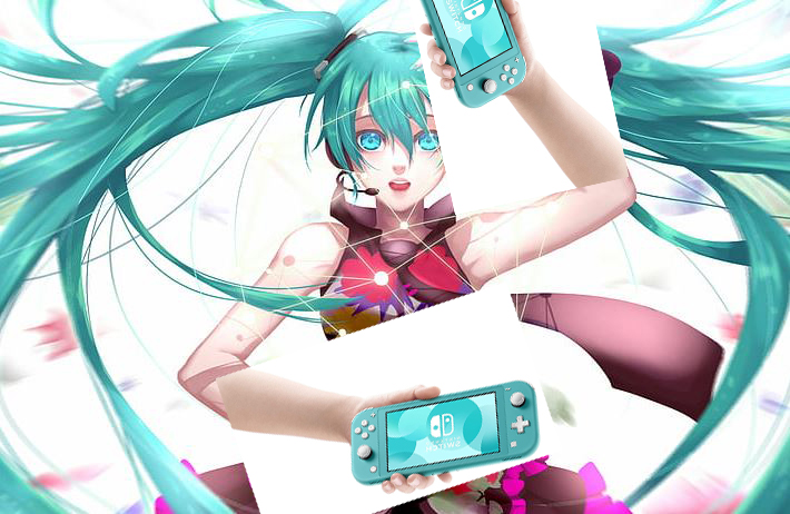 Nintendo Switch Lite - Miku $199.99 is in Stock via Amazon (Prime Eligible). 2