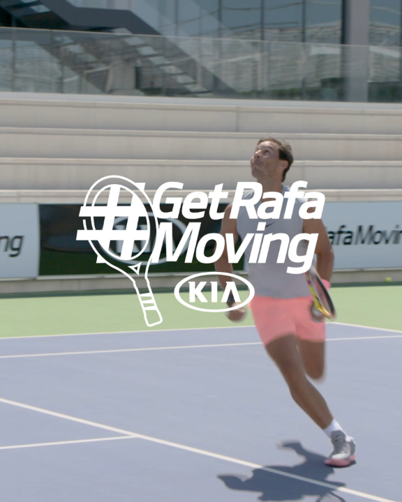 Last week, Kia teamed up with @rafaelnadal for another five years.  Watch the full live training session of #GetRafaMoving on our YouTube Link : https://t.co/8AVXER1iss  #Kia #KiaTennis #Nadal https://t.co/n4SdI8s1PN