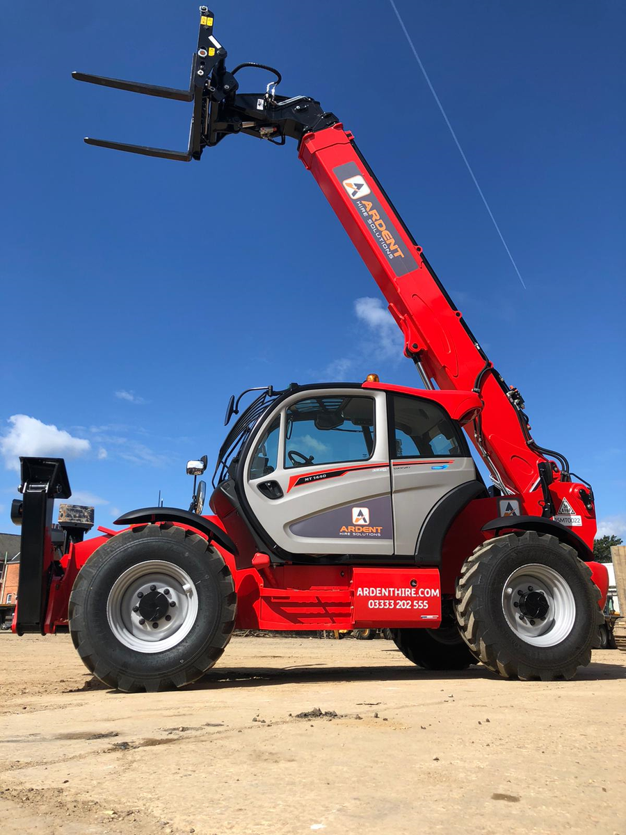 What more could you want? It's a @manitou. And that says it all.