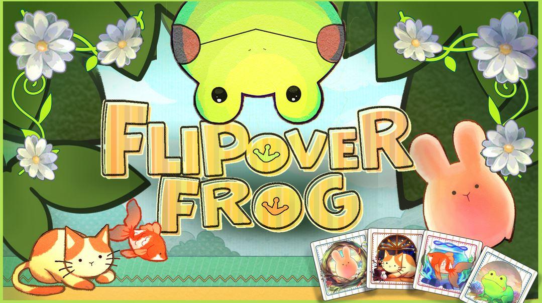 FLIP OVER FROG (S) $0.99 via eShop. 2
