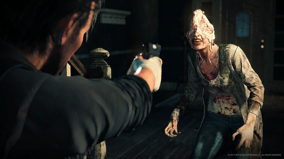 The Evil Within 2 (Steam) is $6.94 on Gamebillet Link0  Bethesda sale Link1
