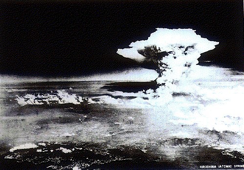 #OtD 6 Aug 1945 the US dropped an atomic bomb on Hiroshima, slaughtering tens of thousands of civilians, despite believing that Japan was about to surrender, as demonstrated by these quotes from US officials: https://t.co/FG5rHAhZNm https://t.co/mMUEqQcr8l