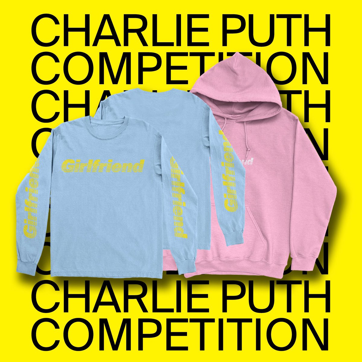 ⚡️⚡️Competition Time ⚡️⚡️  Fancy winning some @charlieputh merch!?  Find out more here ➡️ https://t.co/kzuhbkVTUK https://t.co/gHW02mL6CP