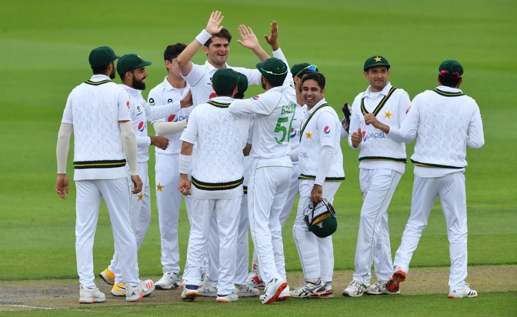 Pakistan vs England test 2020