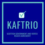 Image for the Tweet beginning: Exciting news: Scottish government and
