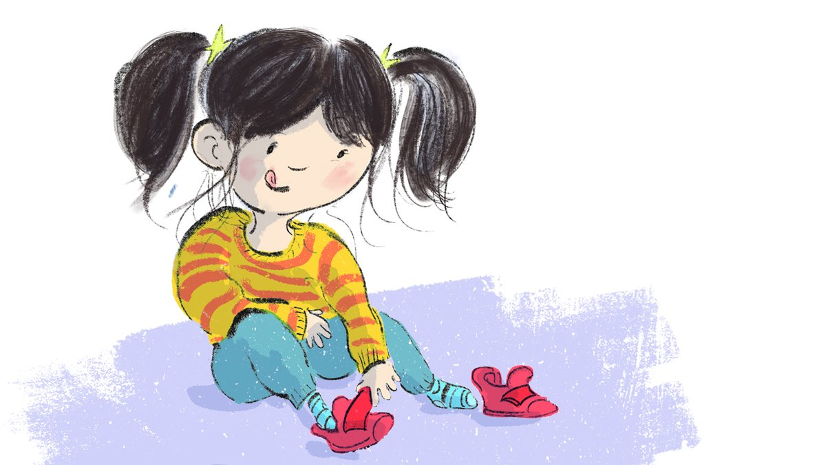 Books can be a really useful tool to help your little ones develop those all-important life skills - whether its brushing their teeth, using the potty or going to the doctor! Here are some titles to try with your children: booktrust.org.uk/booklists/l/li… Pic: Kate Alizadeh