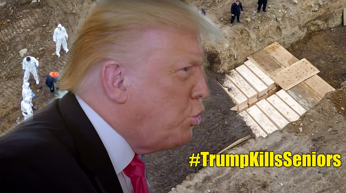 We wish it were an exaggeration, but its the tragic truth. #TrumpKillsSeniors. New video from @TheDemCoalition.
