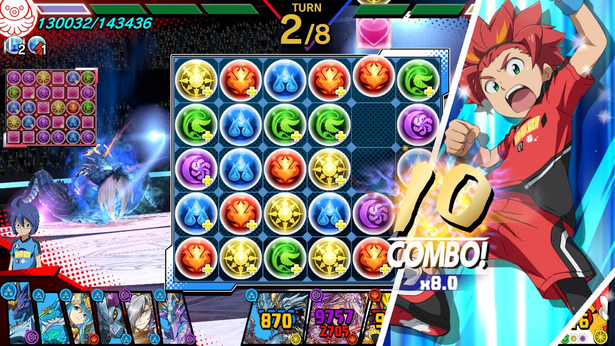 Puzzle & Dragons GOLD is $9.99 on US eShop 2