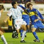 Image for the Tweet beginning: #UnDiaComoHoy en 2005 Boca goleó