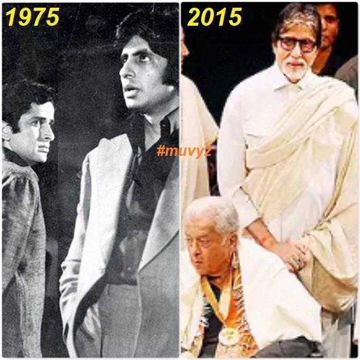 #AmitabhBachchan #shashikapoor #BollywoodFlashback #70s #legends #ThrowbackThursday #muvyz #muvyz080620 @SrBachchanpic.twitter.com/ExDmQBmdS0