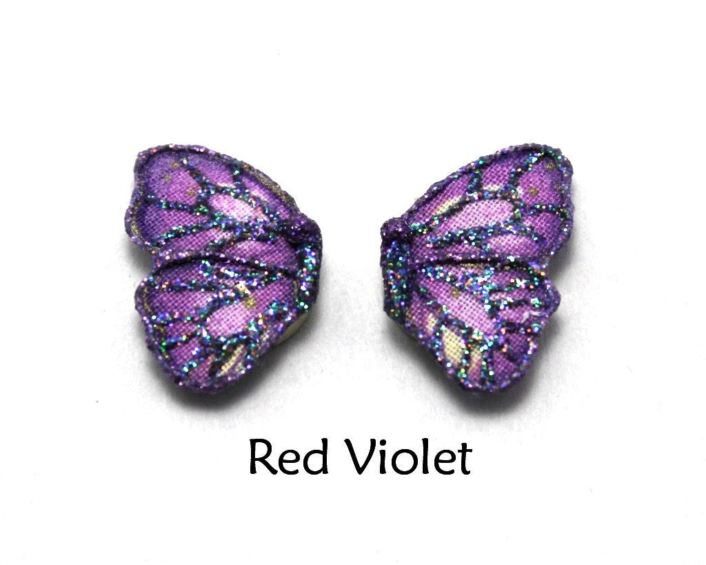 Excited to share the latest addition to my #etsy shop: Hypoallergenic Handmade Blue, Purple, or Violet Magnetic or Pierced Fabric Butterfly Earring https://etsy.me/3fGXHgl #purple #handpainted #hypoallergenic #butterflyearring #handmadeinusa #laurawilsongallery #bluepupic.twitter.com/coTVtJ8SmW