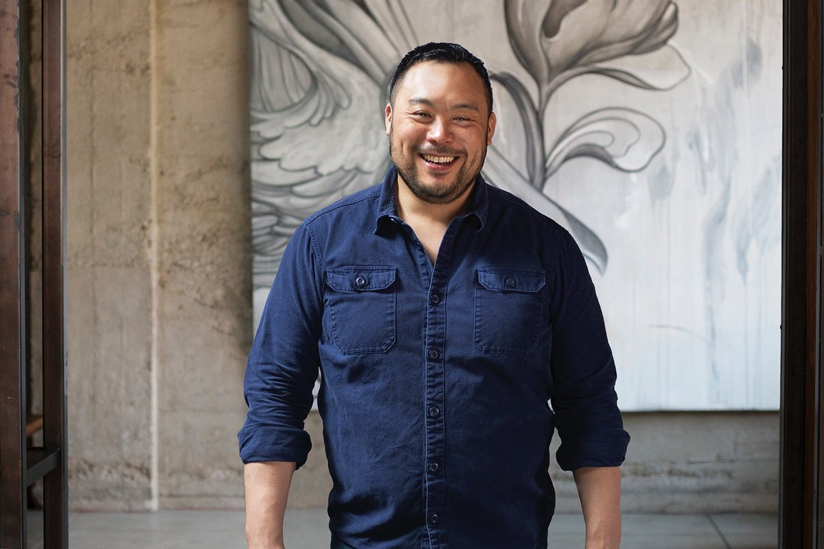 Join @Momofuku founder @DavidChang as he talks crisis, opportunity & thinking beyond 4 restaurant walls with Clayton Ruebensaal (@claytonIII), EVP of Global B2B Marketing #AmexBusiness on Wed, August 12th at 3pm EST on . Reply here with questions for David.
