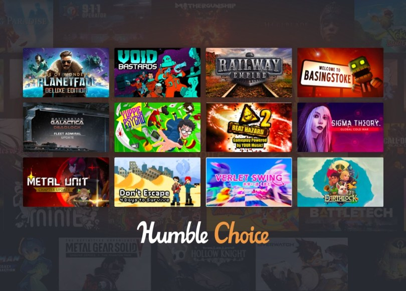 Last day to get Humble Choice July 2