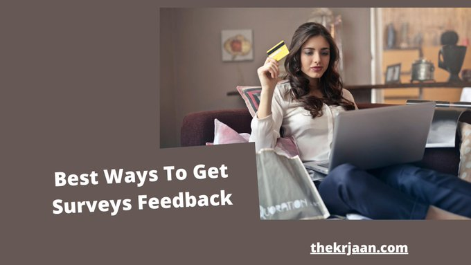 Best Ways To Get Surveys Feedback Responses Fast