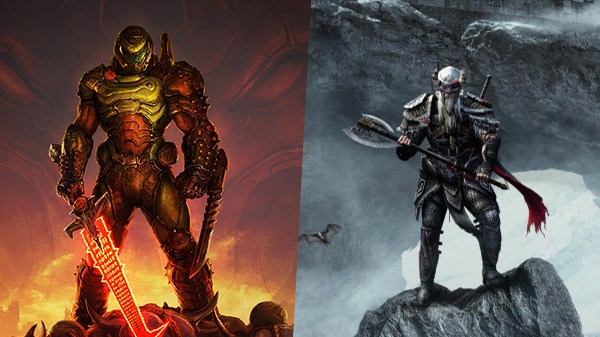 DOOM Eternal and The Elder Scrolls Online coming to PS5, Xbox SeriesX https://t.co/0evQibznhr https://t.co/7O3PUzkOI0