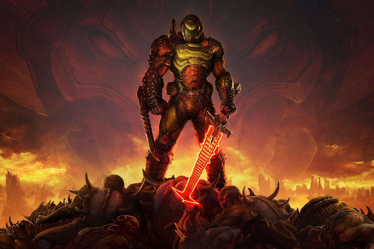 Bethesda has announced that both DOOM Eternal and The Elder Scrolls Online are coming to XSX and PS5 with enhancements  If you own the XBO/PS4 version, you can upgrade for free (Bethesda is committed to provide free upgrades for cross-gen games)  https://t.co/NgkmKp8emd https://t.co/YoxcfCqNJG