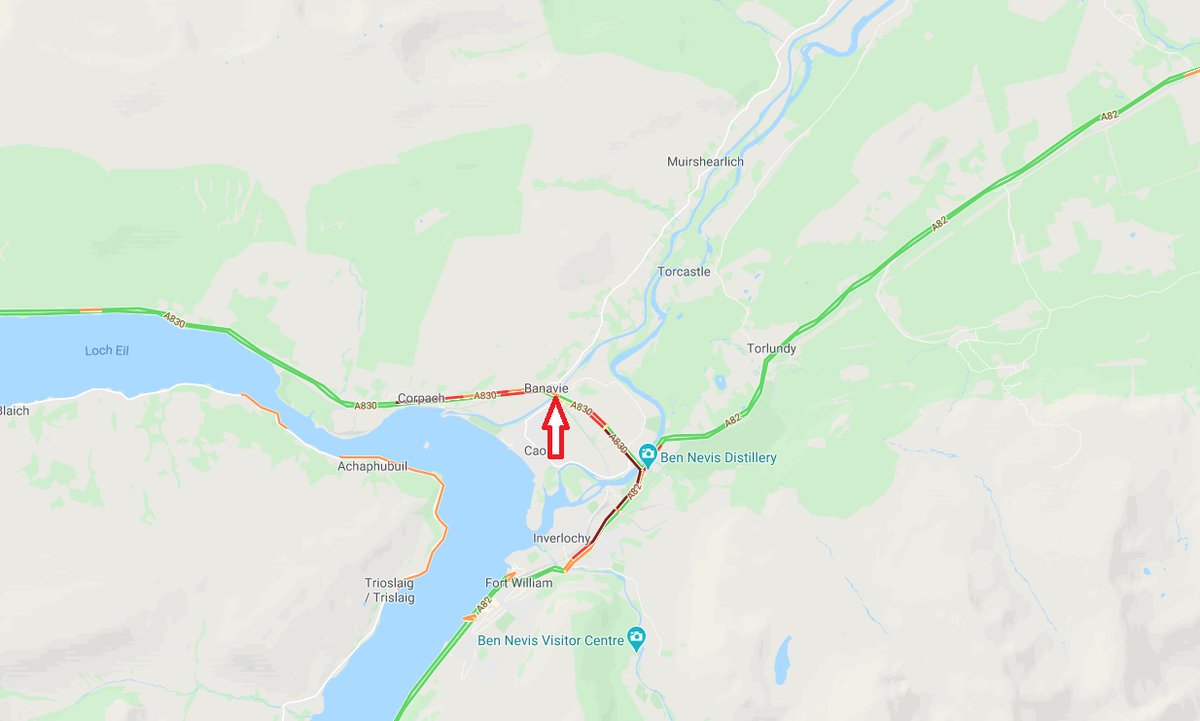 test Twitter Media - NEW❗️⌚️15:40  #A830 Banavie swing bridge is CLOSED⛔️ due to a fault with the bridge.  An engineer is en route.   @NWTrunkRoads https://t.co/CGQxNhXN7U