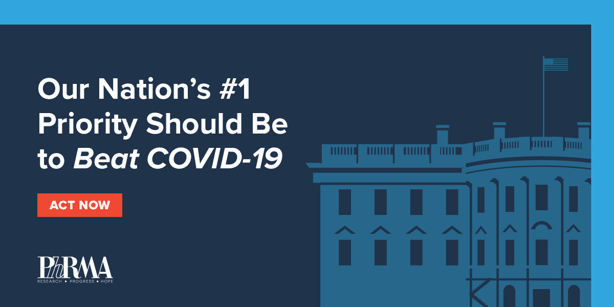 Policies like the most favored nation executive order that undermine R&D efforts for #COVID19 have no place in the United States. Learn why the most favored nation executive order must be reversed immediately: https://t.co/VgOeJ8E06z https://t.co/TF2V9YKwtT