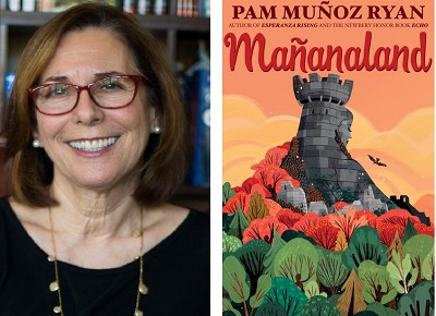 test Twitter Media - Welcome Pam Muñoz Ryan to our Virtual Book Tour! The award winning author joins our tour to share the inspiration for her new middle grade novel, full of heart and hope, Mañanaland. Visit our blog for an exclusive author recording, activities and more! https://t.co/lzHRFAaXGN https://t.co/R5MszoeqGa