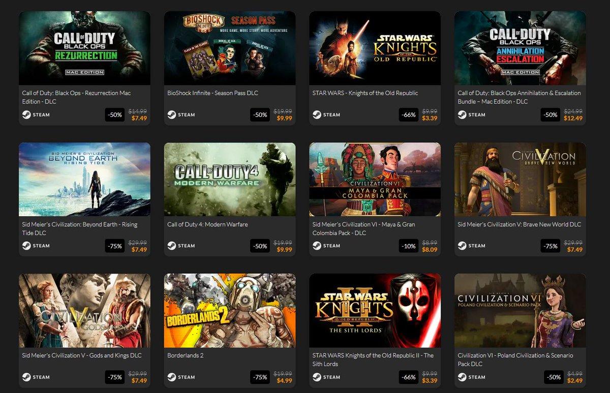 (PCDD) ASPYR GAMES Publisher Sale via Fanatical. 10
