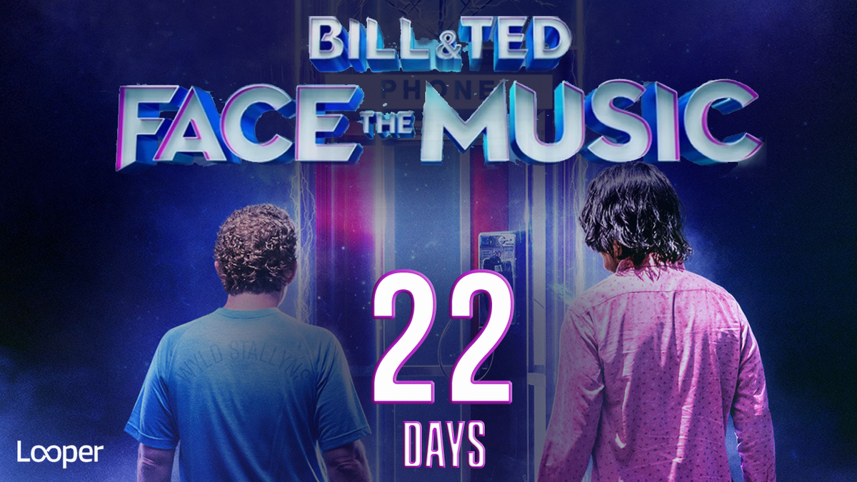 In case you missed it, the release date for #BillAndTed3 has been moved up to August 28th! #KeanuReeves #AlexWinter @BillandTed3pic.twitter.com/6YSC3qfE3W