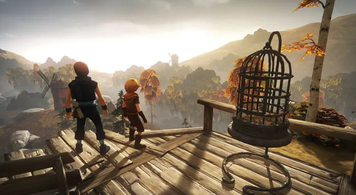 (PCDD) Brothers - A Tale of Two Sons $2.99 (DRM: Steam) via Humble Bundle. 2