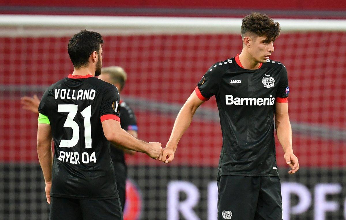 Bayer 04 Leverkusen @bayer04fussball