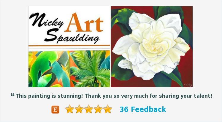 #Wallart #Homedecor #Canvas #Contemporary #Tropical #Floral #Green #Stilllife #Plantlife Title: GOLDEN GARDENIA  https://www.etsy.com/NickySpauldingArt/listing/400599657/wall-art-home-decor-canvascontemporary?ref=shop_home_active_1… (Tweeted via http://PromotePictures.com)pic.twitter.com/6RfHncGp1d