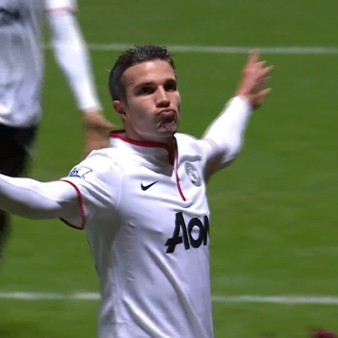 Whats the best part of this @ManUtd goal? 🤔 ⚪️ The assist ⚪️ The touch ⚪️ The finish ⚪️ The celebration ⚪️ The SCENES in the away end 🔘 All of the above #EmiratesFACup @Persie_Official