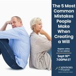 Image for the Tweet beginning: WEBINAR | The 5 Most