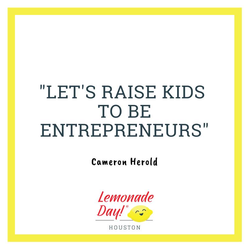 Think BIG start small! . .  #Quotes #EntrepreneurQuotes #Entrepreneur #LemonadeDay #BusinessTips #LD2020 #HoustonBusinessOwner #GiveBack #KidBusiness #HoustonNonProfit #Houston #HoustonMoms #KidsActivities #TeachingKids #HoustonHomeSchoolers  #InspireYouth #KidsAreTheFuturepic.twitter.com/EBT1gCNYhL