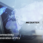 Image for the Tweet beginning: MediaTek and @Intel have reached