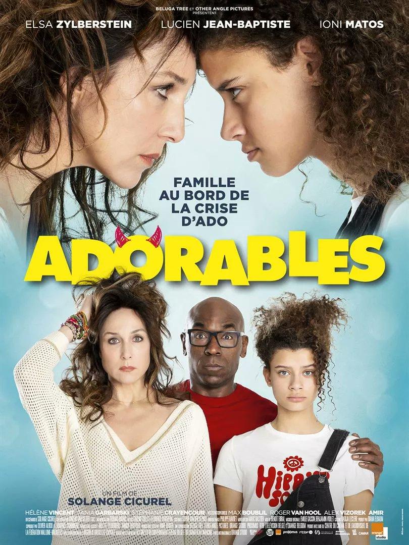 Dans votre salle dès ce Samedi 8 Août à 18H, venez voir « Adorables ». Avec #ElsaZylberstein, @Lucien_JBaptist et @max_boublil  #Thumeries #Tousaucinema #Adorables #UGCDistributionpic.twitter.com/Nna0374S5A